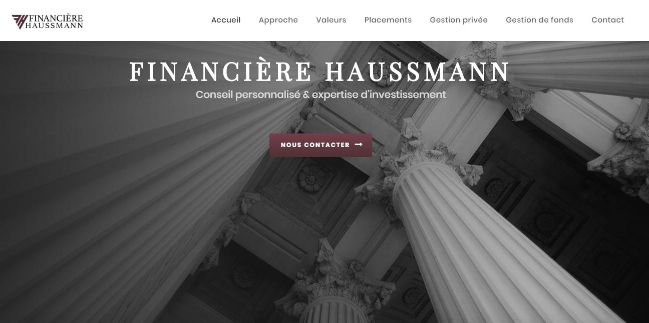 Financière Haussmann