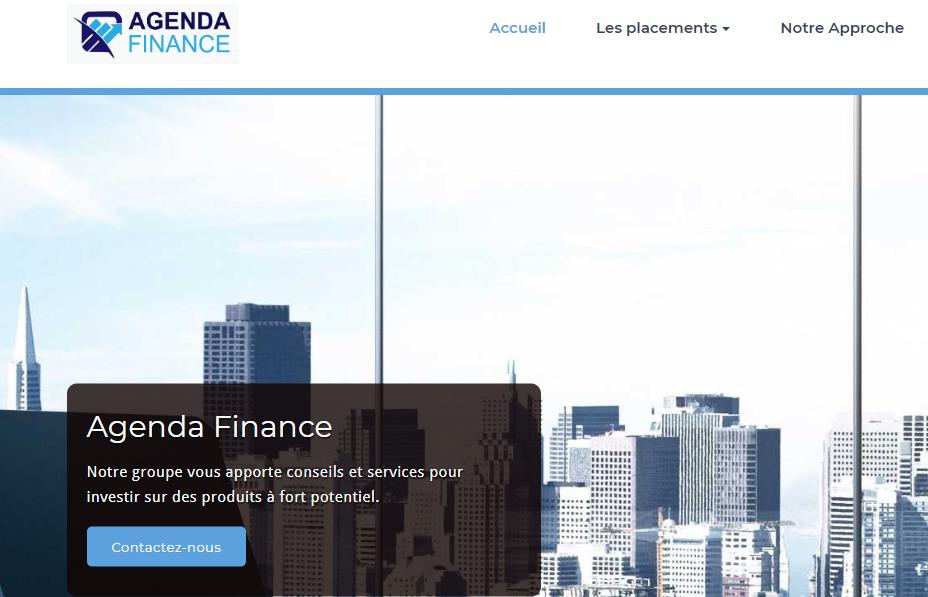 Agenda Finance