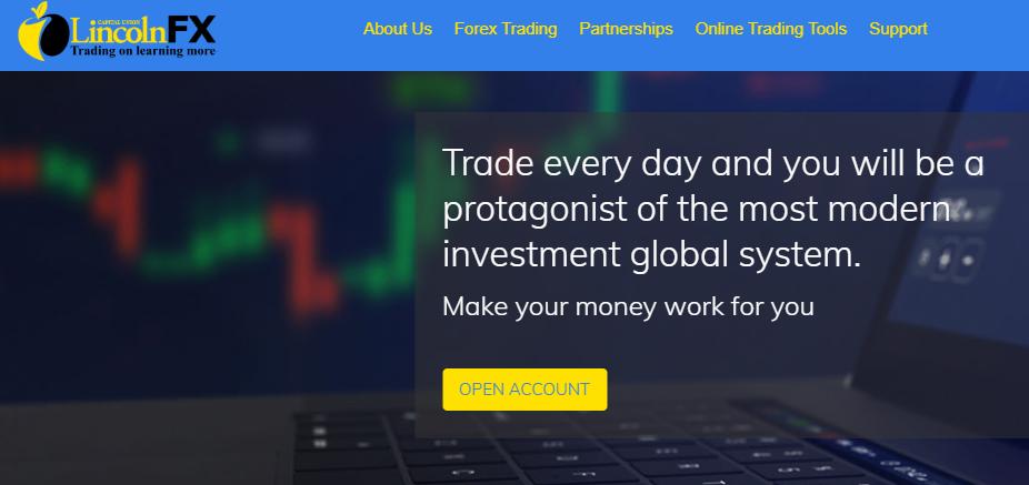 Lincoln FX Capital