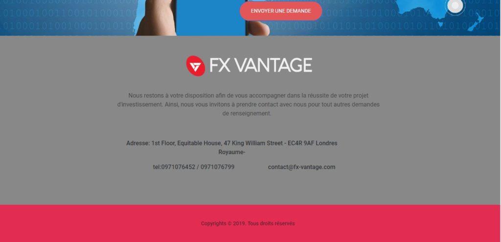 FX Vantage
