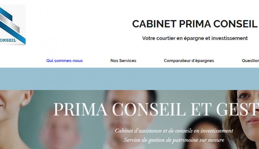 Cabinet Prima