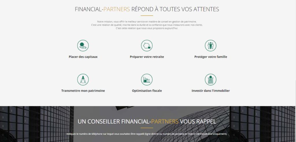 Financial Partners LTD
