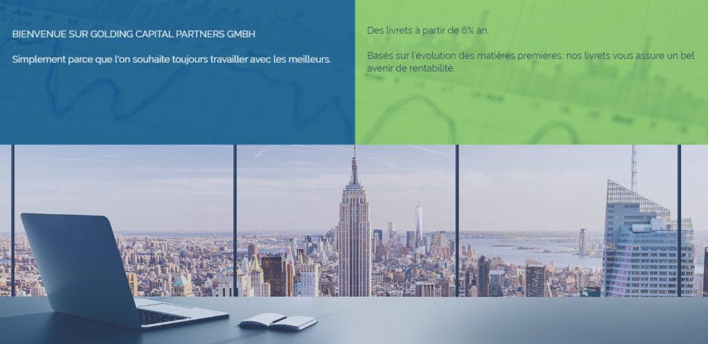 Golding Capital Partners
